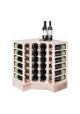 Square - Hjørne - 24 flasker - Fyrretræ