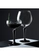 Speakeasy gin glas - sort stilk - 585ml (4 stk)