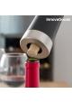 Elektrisk proptrækker med folieskærer