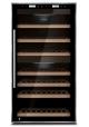 Caso DUO touch vinkøleskab til 66 flasker