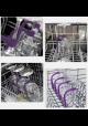 Silikone greb til opvaskemaskinen