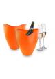 Pulltex - Isspand/Champagnekøler - Mango Akryl