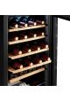 MOA vinkøleskab til 24 flasker