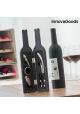 Vin gavesæt som flaske (5 dele)