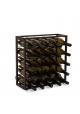 Funen vinreol til 25 flasker - Metal