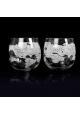 Original Globe Rocker glas 2pk