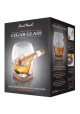 Final Touch Whisky Cigar glas