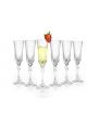 RCR Adagio champagneglas 6 stk