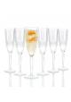 RCR Brillante champagneglas 6 stk