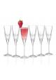 RCR Chic Champagneglas 6 stk