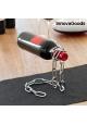 Magisk flaskeholder med kæde