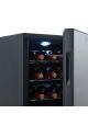 MOA vinkøleskab til 16 flasker